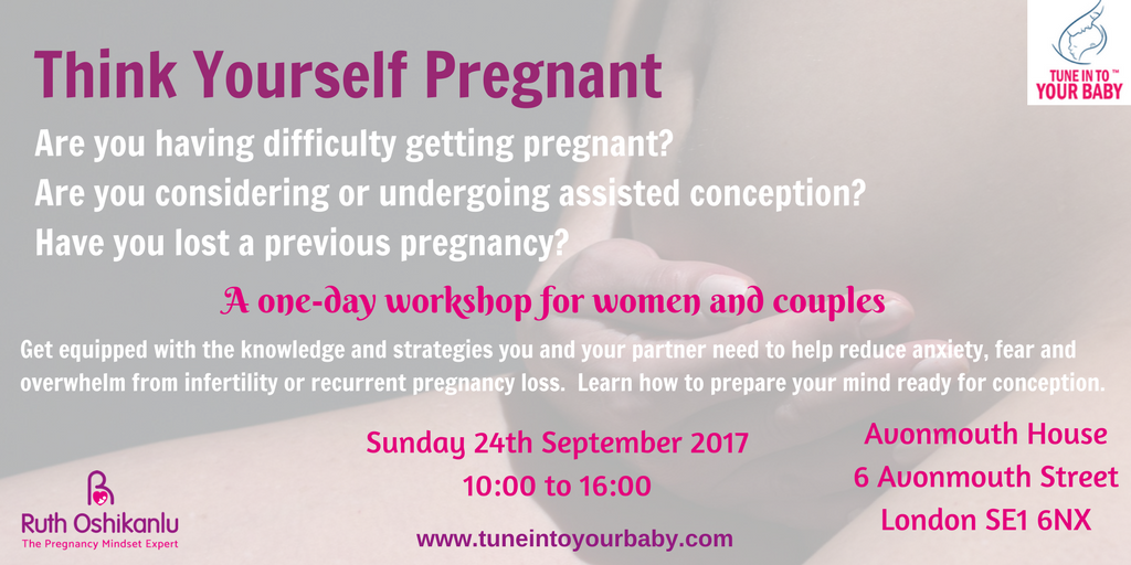 Think Yourself Pregnant Workshop