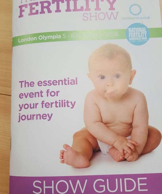 Tune In To Your Baby at The Fertility Show