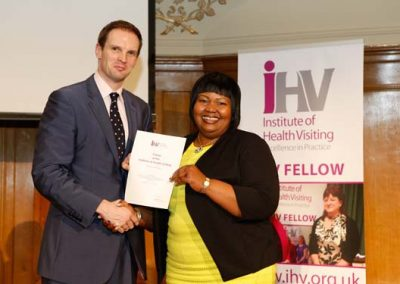 Institute of Health Visiting Fellowship Award
