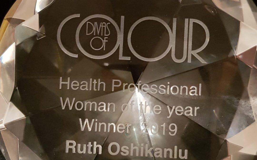 Ruth Oshikanlu's a DIVA!